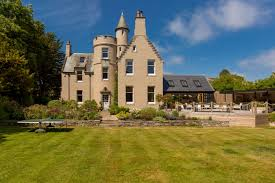 100 Centuryhouse Magnificent House With CastleLike Tower For Sale In Fife Scotland