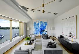 100 New York Apartment Interior Design Foster Building MARKZEFF