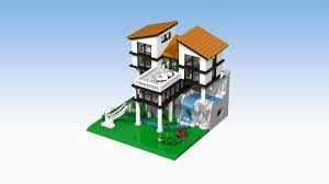 100 Dream House Architecture LEGO IDEAS Product Ideas Waterfall