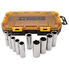 DEWALT DWMT73815 Metric Drive Deep Socket Set (10 Piece), 1/2 ... Dewalt 24 In 2in1 Tote With Removable Small Parts Organizer Dewalt Ds290 Tough System Two Drawer Tool Box Travis Collins On Instagram Another Look At The New Ds350 Diy Box Boombox Youtube 40 11drawer Rolling Bottom Cabinet And Top Toughsystem Ds300 22 Large Boxdwst08203h The 70 Single Lid Crossover Toolboxdcs70 Home Depot Portable Boxes Sears Ds450 17 Gal Mobile Boxdwst08250 28 Boxdwst28001 Truck Bed For Sale In Comely Stake Decker