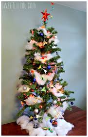 White Christmas Trees Walmart by Disney Planes Themed Christmas Tree Planestotherescue Ad