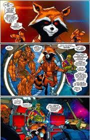 Guardians Of Gahoole Marvel Comics Legend