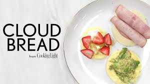 How to Make 3 Ingre nt Cloud Bread