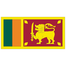 SRI LANKA VECTOR FLAG