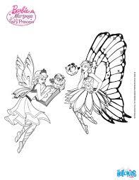 Sylvie Catanias Pegasus Coloringpagebarbiemariposa 5 Ulu Catania Mariposa Love Books BARBIE MARIPOSA Coloring Pages