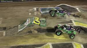100 Monster Truck Race Jam World Finals XIX 2018 Championship YouTube