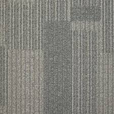 Tile Adhesive Remover Home Depot by Rockefeller Nickel Loop 19 7 In X 19 7 In Carpet Tile 20 Tiles