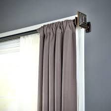 Spring Loaded Curtain Rods by Tension Curtain Rods Canada Curtain Ideas