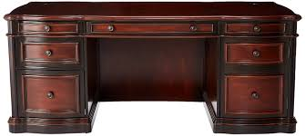 Sauder Heritage Hill 65 Executive Desk by Amazon Com Coaster Home Office Executive Desk In Two Tone Warm