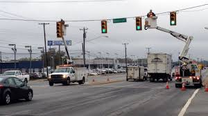 changes at traffic lights coming to an intersection near you