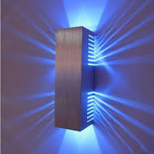 led decorative wall lights unthinkable rbg mix color rainbow