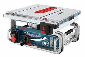 Wet Tile Saw Home Depot Canada by Bosch 10 Inch Portable Jobsite Table Saw The Home Depot Canada