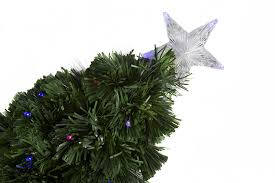 Small Fibre Optic Christmas Trees Uk by 8ft 240cm Indoor Led Multicolour Fibre Optic Xmas Christmas Tree