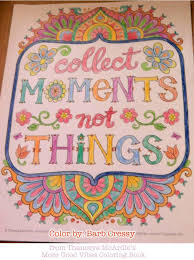 More Good Vibes Coloring Book Gallery
