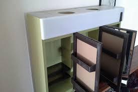 allibert badezimmerschrank spiegelschrank