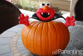 Elmo Pumpkin Pattern by Pumpkin Decorating Ideas For The Anti Carving Mom