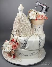 Wedding Dress Cake Pics