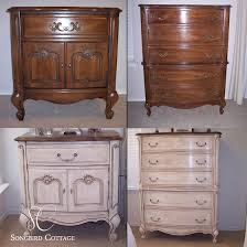 French Provencal Furniture Before And After With Chalk PaintR