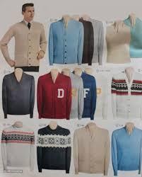 Mens 1950s Clothing History Casual Fashion