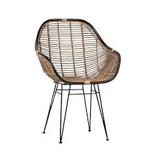 Modern Black & Rattan Dining Chair Lotta Ding Chair Black Set Of 2 Source Contract Chloe Alinum Wicker Lilo Chairblack Rattan Chairs Uk Design Ideas Nairobi Woven Side Or Natural Flight Stream Pe Outdoor Modern Hampton Bay Mix And Match Brown Stackable