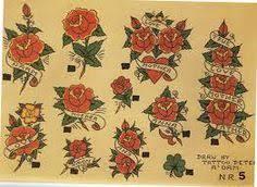 Resultado De Imagen Para Sailor Jerry Rose