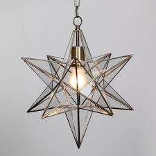 Lovely Star Pendant Light Shade Home Design Ideas