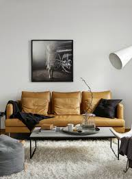 amazing of light brown leather sofa decorating ideas inspiration