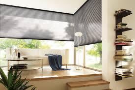 wohnzimmer mit plissee caseconrad