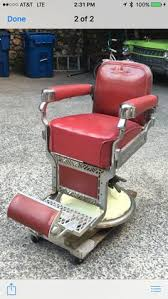 Paidar Barber Chair Hydraulic Fluid by Refinished Takara Belmont Barber Chairs In Ray U0027s Barber Shop Nyc