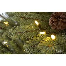 Best Real Christmas Tree Type Canada by Werchristmas Pre Lit Crawford Pine Cone Multi Function Christmas