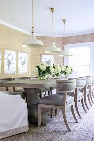 Awesome 55 Rustic Farmhouse Dining Room Table Ideas Insidecorate