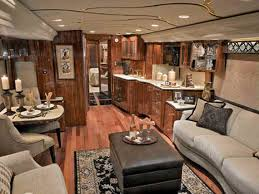 Rv Bus Luxurious Motorhomes Interior