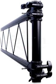 100 Griffin Ibeam DJ Light Truss Stand System By IBeam Trussing Equipment SetHanging Mount Lighting Package For Music Gear PA Speakers Can LightsTBar And