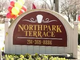 North Park Terrace Apartments at 8662 Park Ln Dallas TX