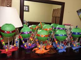 Ninja Turtle Pumpkin Designs by 1249 Best Teenage Mutant Ninjas Turtle Party Images On Pinterest