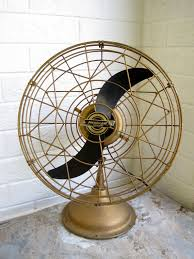 Decorative Oscillating Floor Fans by General Electric Oscillating Floor Fan Iconic Art Deco Design