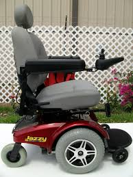 Jazzy Power Chairs Accessories by Jazzy 14 Xl Extra Large Power Chair Used Electric Wheelchairs