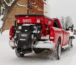 100 Dealers Truck Equipment BOSS Snowplow VBX Spreaders