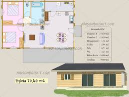 plan maison en bois gratuit plan gratuit de maison en bois en kit