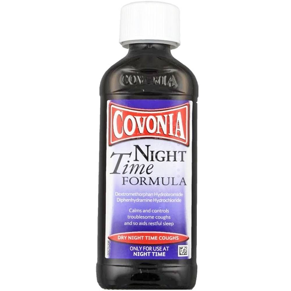 Covonia Night Time Formula 150ml
