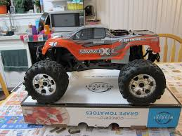 100 Monster Truck Cookies HPI Savage XL 46 RC Nitro Monster Truck Like New RCU Forums