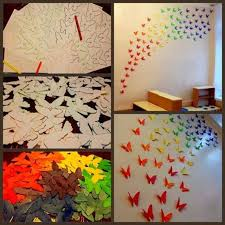 Origami Wall Art Diy