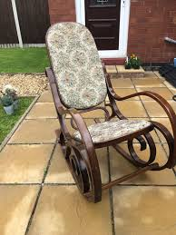 Bentwood Thonet Rocking Chair In WS11 Walsall For £200.00 For Sale ... Michael Thonet Black Lacquered Model No10 Rocking Chair For Sale At In Bentwood And Cane 1stdibs Amazoncom Safavieh Home Collection Bali Antique Grey By C1920 Chairs Vintage From Set Of 2 Leather La90843 French Salvoweb Uk Worldantiquenet Style Old Rocking No 4 Caf Daum For Sale Wicker Mid Century Modern A Childs With Back Antiques Atlas