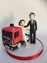 Bride And Groom Cake Topper. Bride Sitting On Truck Cake Topper ... Fisher Price Little People Red Fire Truck Engine Mcdonalds Toy S And Lunches Cake Topper Fondant Handmade Edible Large Jenn Cupcakes Muffins Birthday Wilton Fire Truck Engine Smash Cake Topper First Do You Know Devils Accomdates All Sorts Of Custom Requests Grooms The Hudson Cakery Small Scrumptions Custom Name Red Firetruck Birthday Etsy Ambulance Ambulance