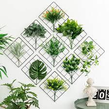 metall gitter dekoration hochzeit hintergrund wand hängen pflanzen eisen lagerung rack diy hause dekoration schlafzimmer verschönern gefälschte