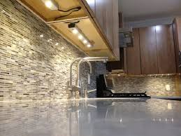 led cabinet lighting enchanting wooden kitchen