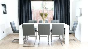 White Dining Table Chairs Recent Chair Colors With Additional Excellent Gray Room Inside