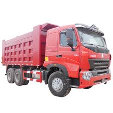 100 Pink Dump Truck Sinotruck Howo A7 6x4 371hp Tipper 30t Er