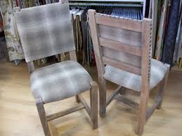 assise de chaise en paille l atelier créa chaise paillé en garniture tissu