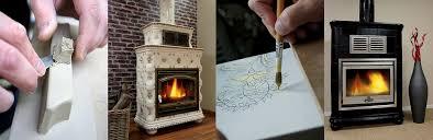poêles et cheminées en céramique et faïence atelier céramique